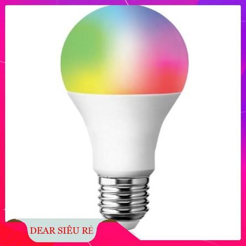 Đèn led bulb thông minh điện quang apollo đq sbu11a60 05727 br01 5w warmwhite kết nối bluetooth điều khiển sắc màu r