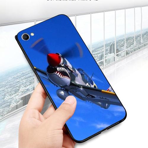 Ốp lưng cứng viền dẻo dành cho điện thoại oppo a33 - neo 7 - máy bay xe tăng ms mbxt027