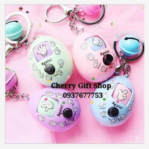 Móc khóa oẳn tù tì - móc khóa quả trứng kèm chuông - 13146011 , 21229548 , 15_21229548 , 40000 , Moc-khoa-oan-tu-ti-moc-khoa-qua-trung-kem-chuong-15_21229548 , sendo.vn , Móc khóa oẳn tù tì - móc khóa quả trứng kèm chuông