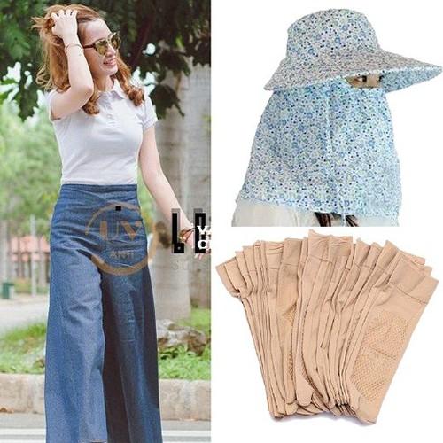Combo  bộ 3 món nón khẩu trang +  váy quần jeans chống nắng + 10 đôi vớ chống trơn trợt - 13176118 , 21270303 , 15_21270303 , 654000 , Combo-bo-3-mon-non-khau-trang-vay-quan-jeans-chong-nang-10-doi-vo-chong-tron-trot-15_21270303 , sendo.vn , Combo  bộ 3 món nón khẩu trang +  váy quần jeans chống nắng + 10 đôi vớ chống trơn trợt