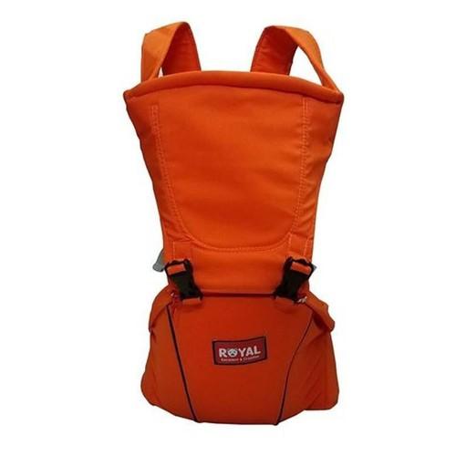 Túi địu em bé đa năng có hộp ngồi và tỳ lưng chống mỏi vai gáy cho bé - địu