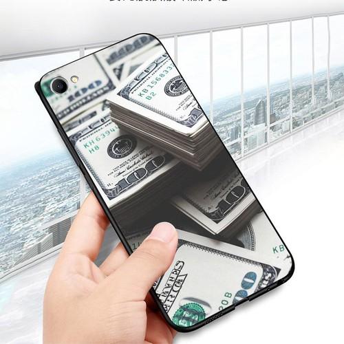 Ốp lưng cứng viền dẻo dành cho điện thoại oppo a71 - i love money ms ilmn011
