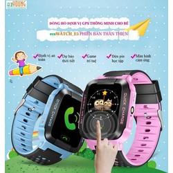 Đồng hồ định vị trẻ em nghe gọi, nhắn tin