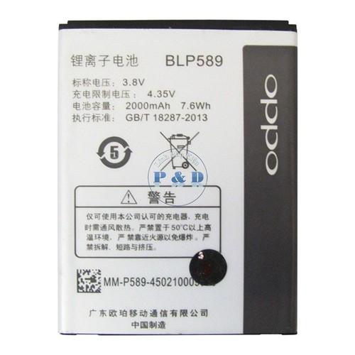 PIN Oppo Mirror 3 R3001 - 11607888 , 21219117 , 15_21219117 , 60000 , PIN-Oppo-Mirror-3-R3001-15_21219117 , sendo.vn , PIN Oppo Mirror 3 R3001