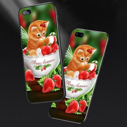 Ốp lưng cứng viền dẻo dành cho điện thoại oppo r11 - dễ thương muốn xỉu ms cute042