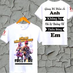 Áo Game Free Fire MS37