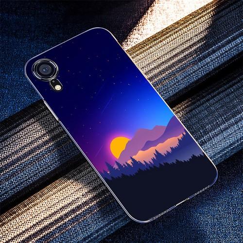 Ốp điện thoại iphone xs max - sắc màu ms smd024