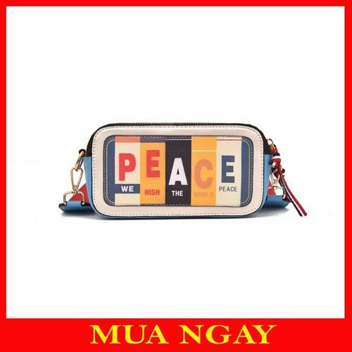 Túi đeo chéo peace cực hót bt13 - 13137468 , 21217422 , 15_21217422 , 125000 , Tui-deo-cheo-peace-cuc-hot-bt13-15_21217422 , sendo.vn , Túi đeo chéo peace cực hót bt13