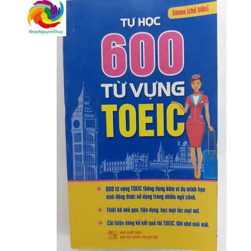 TỰ HỌC 600 TỪ VỰNG TOEIC
