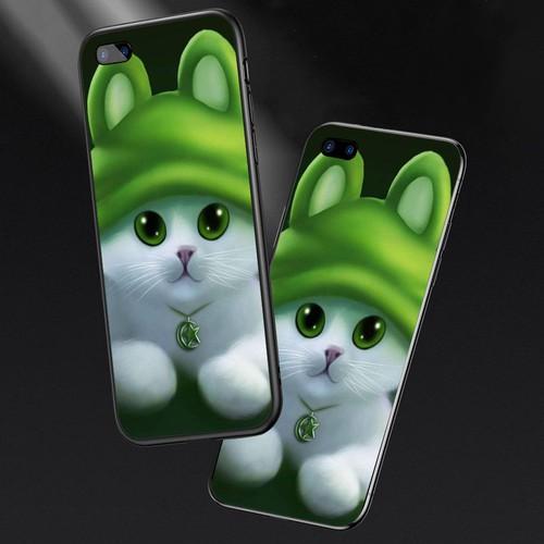 Ốp lưng cứng viền dẻo dành cho điện thoại oppo realme c1 - dễ thương muốn xỉu ms cute023