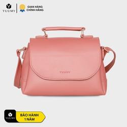 Túi đeo chéo nữ thời trang đa năng YUUMY YN48 nhiều màu
