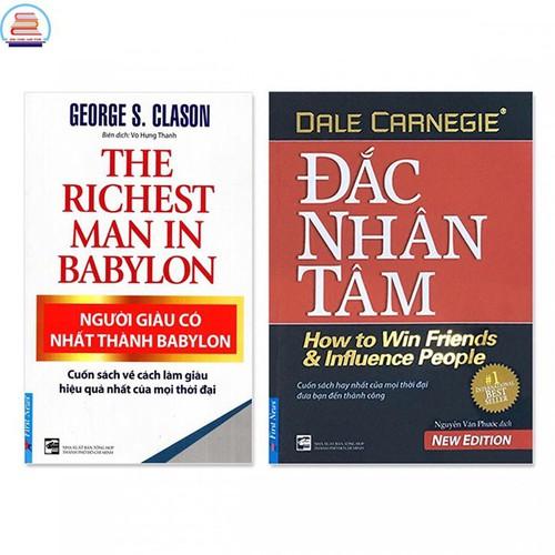 Combo 2 cuốn: đắc nhân tâm+ người giàu có nhất thành babylon - 17463514 , 21238738 , 15_21238738 , 134000 , Combo-2-cuon-dac-nhan-tam-nguoi-giau-co-nhat-thanh-babylon-15_21238738 , sendo.vn , Combo 2 cuốn: đắc nhân tâm+ người giàu có nhất thành babylon
