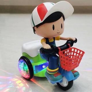 Đồ chơi bé đi xe đạp phát nhạc - Đồ chơi bé đi xe đạp thumbnail