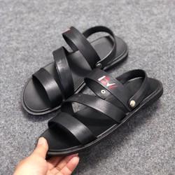[CỰC HOT] Sandal Cao Su Nam Đi Mưa Phong Cách OHS701