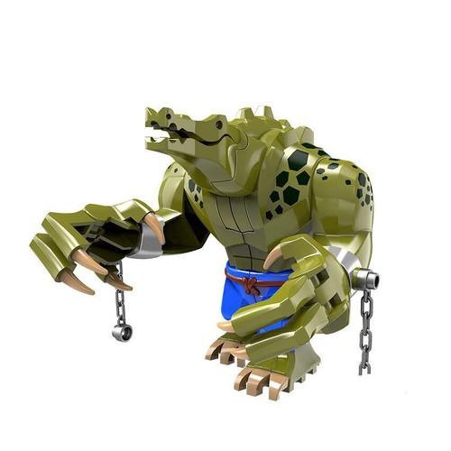 Bigfig quái vật killer croc pg1865 - fighouse minifigures