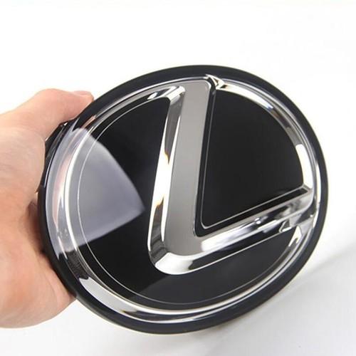 Logo biểu tượng sau xe ô tô lexus: đường kính 120mm - 13143172 , 21225815 , 15_21225815 , 530000 , Logo-bieu-tuong-sau-xe-o-to-lexus-duong-kinh-120mm-15_21225815 , sendo.vn , Logo biểu tượng sau xe ô tô lexus: đường kính 120mm