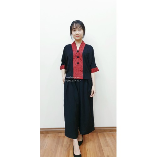 Bộ quần áo đi lễ chùa phật tử màu đen tiệm an pháp phục - 13179009 , 21273858 , 15_21273858 , 685000 , Bo-quan-ao-di-le-chua-phat-tu-mau-den-tiem-an-phap-phuc-15_21273858 , sendo.vn , Bộ quần áo đi lễ chùa phật tử màu đen tiệm an pháp phục