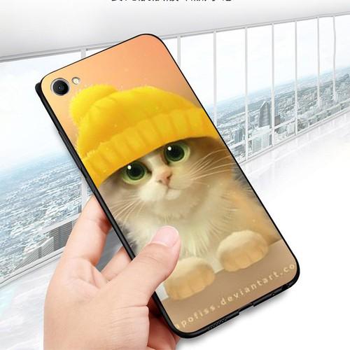 Ốp lưng cứng viền dẻo dành cho điện thoại oppo a39 - neo9s - dễ thương muốn xỉu ms cute031