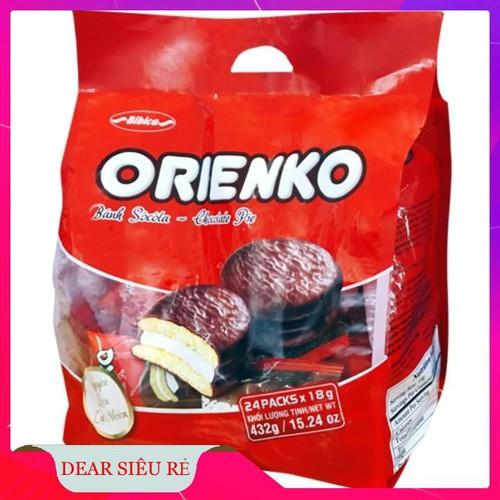 Bánh sôcôla orienko 216 gam - 13176648 , 21270918 , 15_21270918 , 17550 , Banh-socola-orienko-216-gam-15_21270918 , sendo.vn , Bánh sôcôla orienko 216 gam