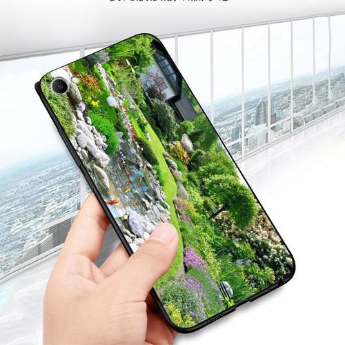 Ốp lưng điện thoại oppo f3 plus - vườn hoa ms vhoa037