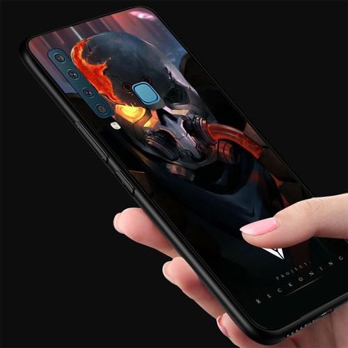 Ốp điện thoại dành cho máy samsung galaxy m20 - liên minh ms lmht005