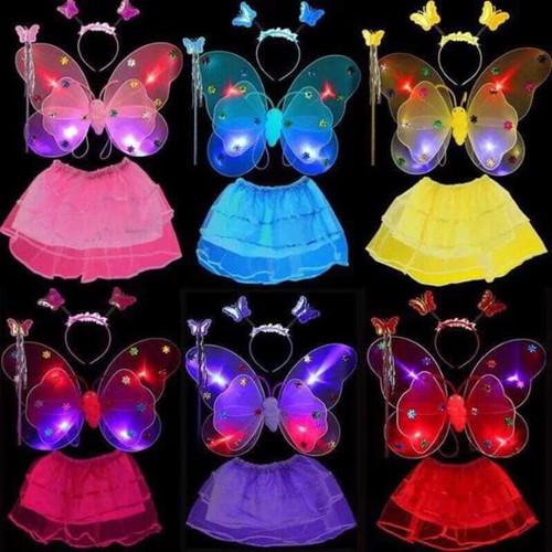 5 bộ váy cáng tiên đủ màu