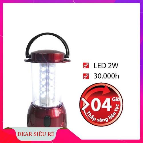 Đèn sạc led điện quang đq prl01 02765 2w daylight cầm tay