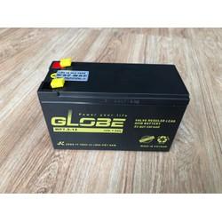 Bình ắc quy GLOBE 12V - 7.5A