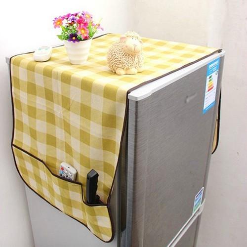 Combo 2 Tấm phủ tủ lạnh bằng vải có ngăn - 11385689 , 21230643 , 15_21230643 , 42000 , Combo-2-Tam-phu-tu-lanh-bang-vai-co-ngan-15_21230643 , sendo.vn , Combo 2 Tấm phủ tủ lạnh bằng vải có ngăn