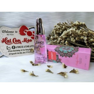 NƯỚC HOA CINDY PINKY SWEET 50 ML - h842 thumbnail