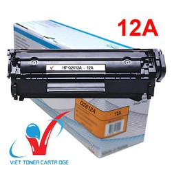 Hộp Mực 12A - Canon 2900 - 3000 - FX9 - Hp 1010 - 1020 - 1022 - 1018 - 3050 - 3015 - Cartridge Q2612A - Canon 303 Full Box