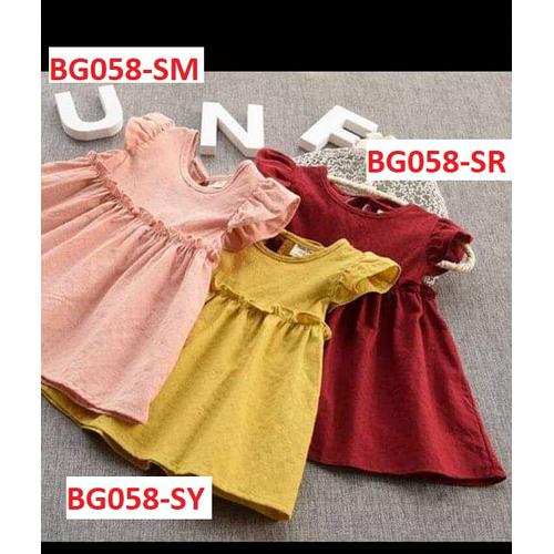 Đầm cho bé gái từ 7-20kg - sm - bg058