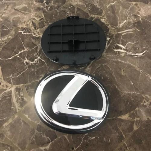 Logo biểu tượng truớc xe ô tô hãng lexus: đường kính 163mm