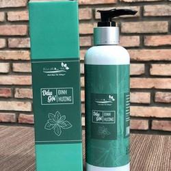 Dầu gội dưỡng mọc tóc Đinh Hương Nhu, kích thích mọc tóc và trị rụng tóc - Chai Lớn 250ML