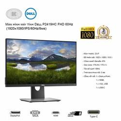 Màn hình máy tính Dell P2419HC USB-C 24 inch Full HD 5ms 60hz IPS - P2419HC