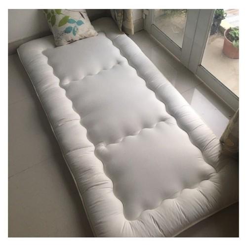 Nệm ngủ bằng gòn siêu dày tặng kèm một tấm thảm trải nệm cùng size - hàng nhật xuất dư  nệm ngủ đơn bằng gòn dày 10 phân size 1mx2m - 13146919 , 21230470 , 15_21230470 , 690000 , Nem-ngu-bang-gon-sieu-day-tang-kem-mot-tam-tham-trai-nem-cung-size-hang-nhat-xuat-du-nem-ngu-don-bang-gon-day-10-phan-size-1mx2m-15_21230470 , sendo.vn , Nệm ngủ bằng gòn siêu dày tặng kèm một tấm thảm trả