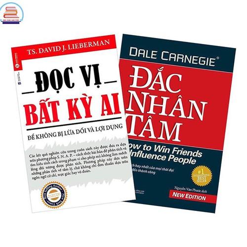 Combo 2 cuốn đọc vị bất kỳ ai + đắc nhân tâm - 17463537 , 21246732 , 15_21246732 , 145000 , Combo-2-cuon-doc-vi-bat-ky-ai-dac-nhan-tam-15_21246732 , sendo.vn , Combo 2 cuốn đọc vị bất kỳ ai + đắc nhân tâm