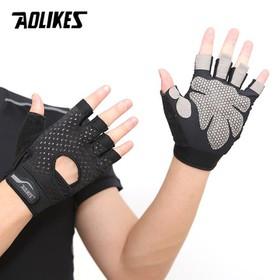 găng tay tập gym-găng tay tập thể hình - găng tay tập thể hình-AL113