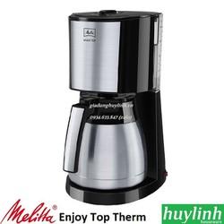Máy pha cà phê Melitta EnjoyTOP Therm - 1.25 lít