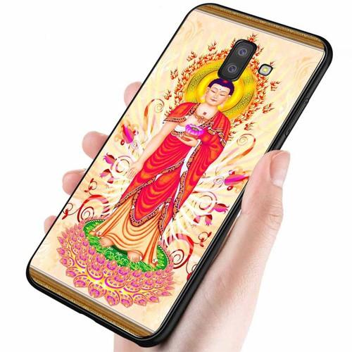 Ốp điện thoại dành cho máy samsung galaxy a6 plus - tôn giáo ms tgiao092