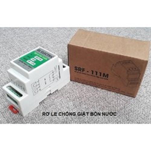 Combo rơ le an toàn cho phao điện srf-111m +phao điện máy bơm nước - chống cạn, chống tràn tự động 10 mét - 13137003 , 21216586 , 15_21216586 , 635000 , Combo-ro-le-an-toan-cho-phao-dien-srf-111m-phao-dien-may-bom-nuoc-chong-can-chong-tran-tu-dong-10-met-15_21216586 , sendo.vn , Combo rơ le an toàn cho phao điện srf-111m +phao điện máy bơm nước - chống cạn