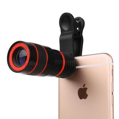 Lens zoom - Ống kính cho điện thoại, máy tính bảng