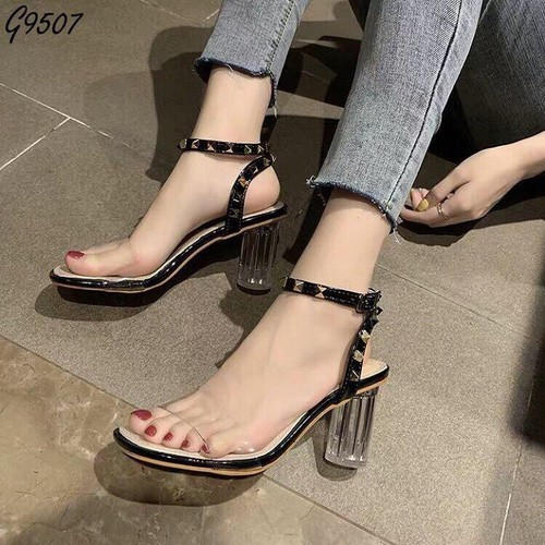 Giày cao gót hở mũi, giày cao hỡ mũi nữ, giày cao nữ, giày cao, giày nữ