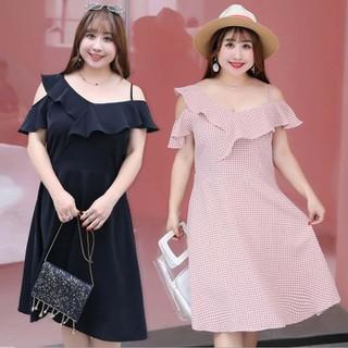 Đầm xòe Bigsize cao cấp - BIG12 thumbnail