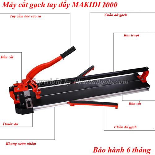 Bàn cắt gạch đẩy tay chính hãng  makidi 1000-cắt gạch tối đa 1m-bảo hành 6 tháng - 12722207 , 21279941 , 15_21279941 , 2050000 , Ban-cat-gach-day-tay-chinh-hang-makidi-1000-cat-gach-toi-da-1m-bao-hanh-6-thang-15_21279941 , sendo.vn , Bàn cắt gạch đẩy tay chính hãng  makidi 1000-cắt gạch tối đa 1m-bảo hành 6 tháng