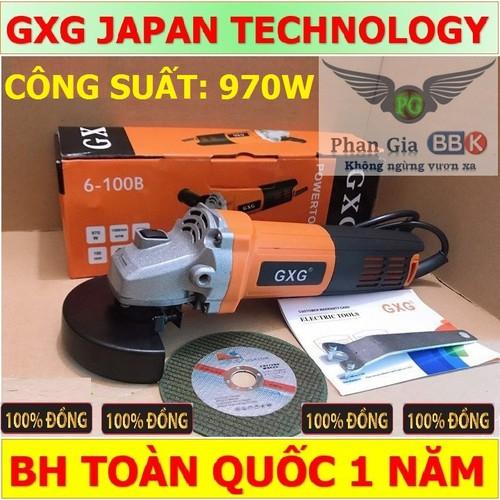 Máy mài -máy mài – máy mài GXG 970W