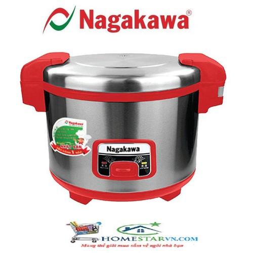Nồi cơm điện nagakawa nắp gài nag0108 -4.6 lít - hàng chính hãng - 13200174 , 21303134 , 15_21303134 , 2290000 , Noi-com-dien-nagakawa-nap-gai-nag0108-4.6-lit-hang-chinh-hang-15_21303134 , sendo.vn , Nồi cơm điện nagakawa nắp gài nag0108 -4.6 lít - hàng chính hãng