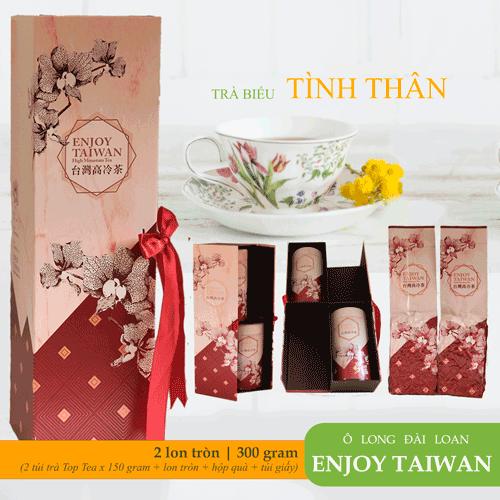 Hộp trà quà tặng enjoy taiwan tea 300 gram màu đỏ. trà biếu oolong đài loan thượng hạng - 13186134 , 21282710 , 15_21282710 , 2099000 , Hop-tra-qua-tang-enjoy-taiwan-tea-300-gram-mau-do.-tra-bieu-oolong-dai-loan-thuong-hang-15_21282710 , sendo.vn , Hộp trà quà tặng enjoy taiwan tea 300 gram màu đỏ. trà biếu oolong đài loan thượng hạng