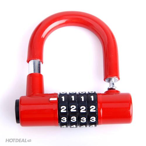 Ổ khóa mã 4 số