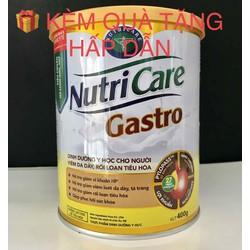 SỮA Y HỌC NUTRICARE GASTRO 400gr l Dùng cho người viêm dạ dày - rối loạn tiêu hoá